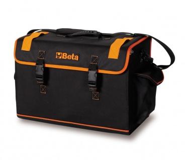 Beta Werkzeugtasche aus High-Tech-Gewebe, leer