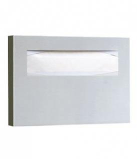 Bobrick WC - Sitzpapierspender für Aufputzmontage - Vorschau