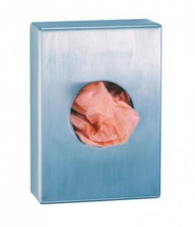 Bobrick B-3541 Hygienebeutelspender in Edelstahl matt geschliffen für 25 Beutel