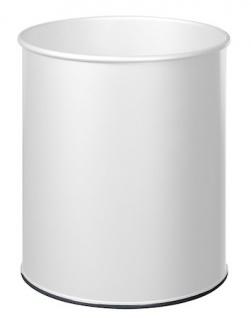 Rossignol Papea Papierkorb 30L aus Stahl mit UV-stabiler Pulverbeschichtung