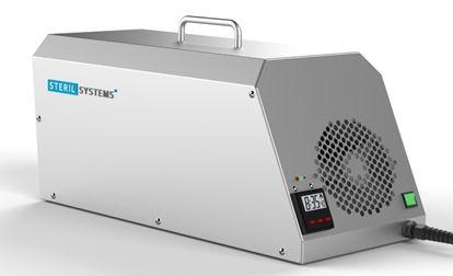 Ozongenerator OZ75 von Sterilsystems zur Stoßdesinfektion und Geruchsbeseitigung