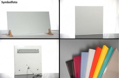 Infrarotheizsystem Standard Modell 200W Wandhalterung oder Holzfüße inkl - Vorschau 1