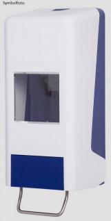 Metzger Softflaschenspender aus Kunststoff, geeignet für 1000ml und 2000ml Flaschen