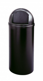 RUBBERMAID Marshal® Abfallcontainer 94, 6 Liter aus Polyethylen 2