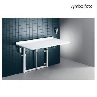 Pressalit weißer Wickeltisch 800x1800mm - mit Elektromotor - max. 150 kg