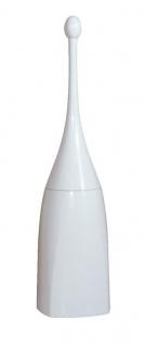 Marplast WC Bürste stehend MP654 aus Kunststoff Standmodell