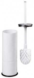 Mediclinics WC-Bürstenhalter aus Stahlblech inklusive Bürste