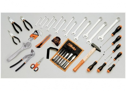 Beta 5915VU/1 Werkzeugsortiment 45 tlg.