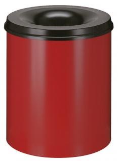 Feuerlöschender Papierkorb 80 Liter - Vorschau