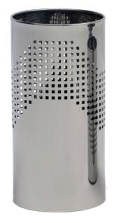 Graepel G-Line Pro Design Papierkörbe Quadrotto aus Edelstahl in 3 versch. Größen