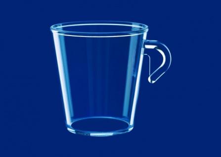 Espresso Tasse 0, 1l SAN aus Kunststoff wiederverwendbar - Vorschau 4