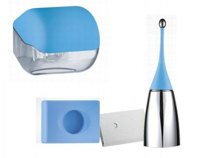 Set Angebot Marplast Design Soft Touch Colored Edition MP 584-654-619 in Blau