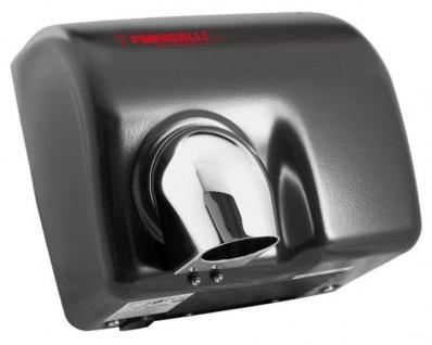 UVC Händetrockner Magnum BLACK EDITION mit Sensor - Antibakteriell IP21