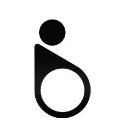 """Proox® ONE dark passion DP-812 Edelstahl Piktogramm schwarz """" Barrierefreies WC"""" für Tür selbstklebend"""