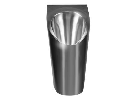 URIMAT Wasserloses Urinal aus Edelstahl - Geruchslos