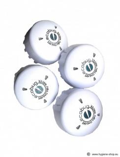 4-rer - Set EcoBug® Extra strong urinal cap - Wasserloses Urinal-System
