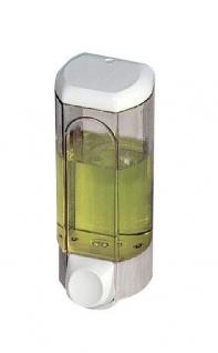 Marplast Seifenspender 0, 8L aus Kunststoff in versch. Farben zur Wandmontage