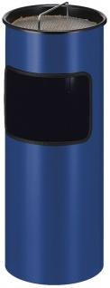 Ascher-Papierkorb, 30 Liter