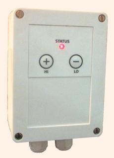 Heatlight Controller zur Einstellung der Heizleistung - Heizstrahler bis 1, 5KW