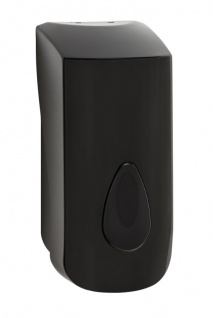 PlastiQline 2020 Seifenspender 900 ml Kunststoff schwarz PQ20Soap9B