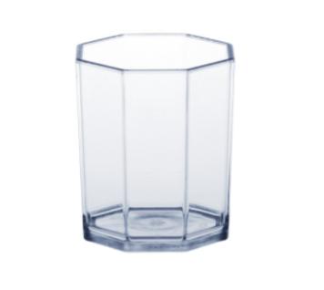 Kunststoff Stamperl PC 2cl /4cl sehr robust und wiederverwendbar glasklar