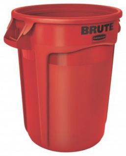 RUBBERMAID BRUTE® Container 121, 1 l aus Polyethylen in versch. Farben - Vorschau 4