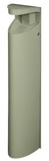 Rossignol Koa Ascher mit Standfuss oder zur Wandmontage 6L aus Stahl