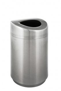 Geräumiger Abfallbehälter