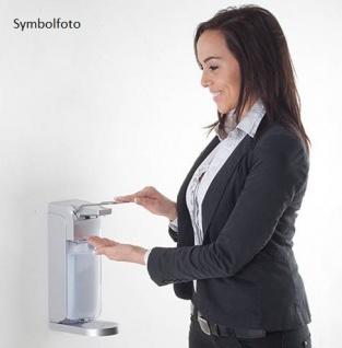 Metzger UNIVERSAL universeller Hygienespender geeignet für 500 und 1000 ml Flaschen - Vorschau 4
