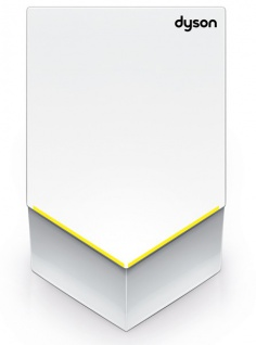 Airblade AB12 V Quiet Weiß - der revolutionären neuen Dyson Händetrockner