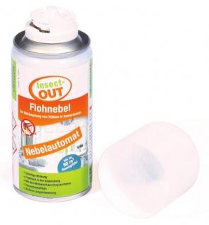 Insect-OUT® Flohnebel 150 ml - Mit dem Wirkstoff der Chrysantheme - kein Fipronil - Vorschau 2