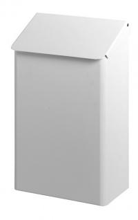Dutch-Bins Abfallbehälter mit Klappdeckel 7 Liter - Vorschau 1