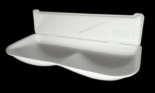 Driplate(TM) Wassersammler aus Polycarbonat-ABS für Dyson Händetrockner