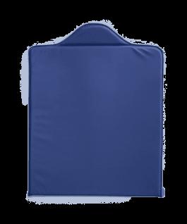 Wickeltisch-Auflage kawaform für den klappbaren Wickeltisch in blau oder weiß Timkid