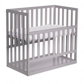 Childwood Höhenverstellbares Beistellbett 50x90 + Räder - Vorschau 3