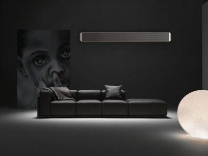 MO-EL Hot Top Heizstrahler 9824 moderner Dunkelstrahler 2400W zur Wand oder Deckenmontage - Vorschau 5