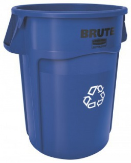 RUBBERMAID BRUTE® Container 121, 1 l aus Polyethylen in versch. Farben 1