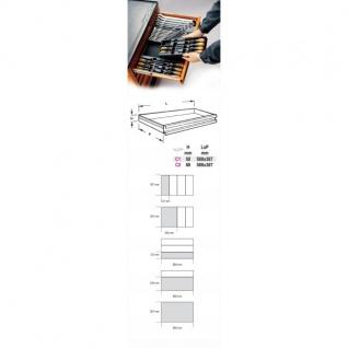 Beta 2400 TV140 Thermoformateinsatz 1/2 leer - Vorschau 2