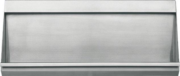 Franke Reihenurinal CMPX551 zur Wandmontage aus Chromnickelstahl