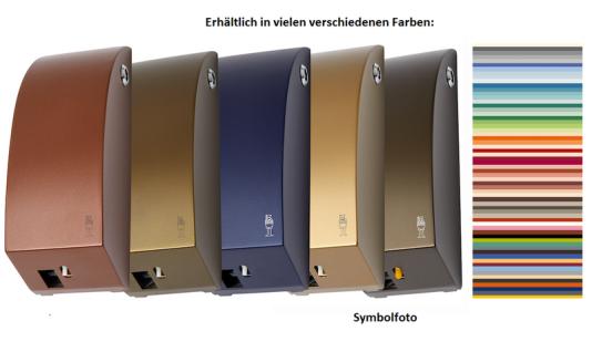 Dan Dryer Exclusive Seifen- und Desinfektionsmittelspender in einer vielfältigen Farbauswahl