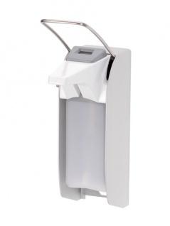 Ophardt ingo-man® plus aus Edelstahl mit Counter Seifen- Desinfektionsmittelspender (500ml)
