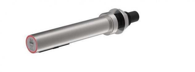 DAN DRYER AirTap Warmlufthändetrockner mit IR Sensor aus Edelstahl - Wandmontage