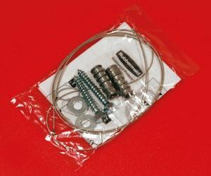 RUBBERMAID Sicherheitsset für GroundsKeeper™ Tuscan Standascher RI000126