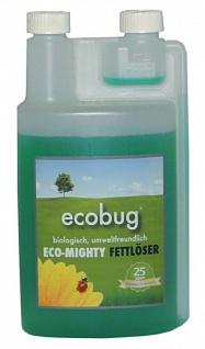 EcoBug® Eco-Mighty biologische Fettlöser Konzentrat - 1L - Vorschau