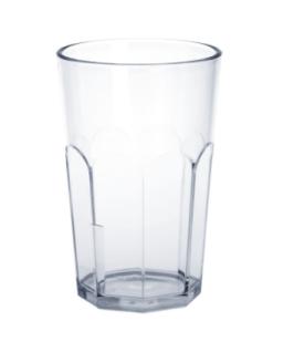 Caipirinha-Glas teilgefrostet 0, 2l - 0, 3l SAN Kunststoff Spülmaschinenfest