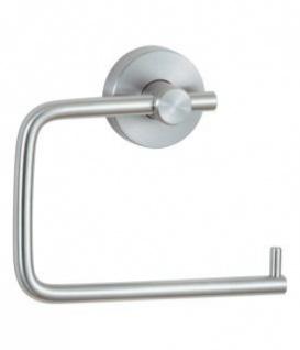 Bobrick B-543 Toilettenpapierrollenhalter in 2 Varianten erhältlich aus Edelstahl