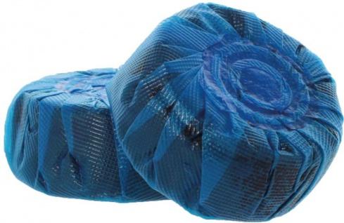 Nicols Anti Kalk Spülkasten Wasserblocks 2 x Reinigungswürfel für blaues Toilettenwasser