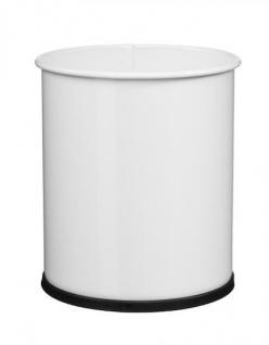 Rossignol Papierkorb 8L aus Stahl mit UV-stabiler Pulverbeschichtung oder Edelstahl