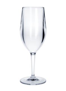 6er Set Kunststoff Weinglas Vinalia 1/8l SAN glasklar wiederverwendbar