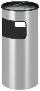 Ascher-Papierkorb, 50 Liter